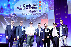 Gewinner Start-up-Award
